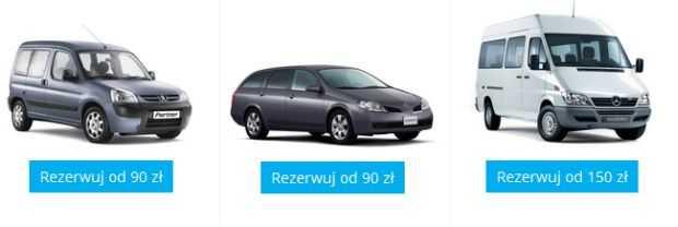 wypożyczalnia samochodów osobowych gdańsk