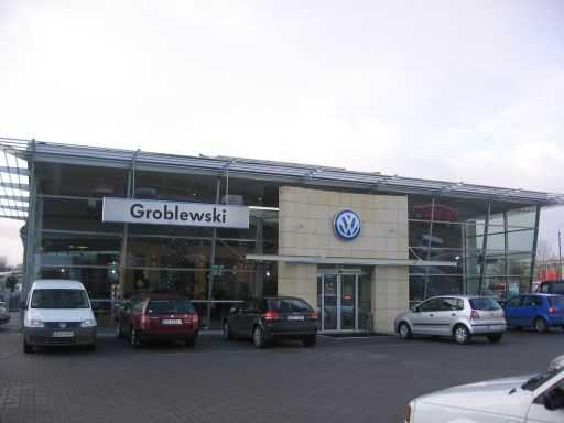 VOLKSWAGEN, AUDI, PORSCHE, SKODA, Gdańsk, Sopot, Gdynia Groblewski