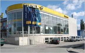 Opel, Gdańsk Konocar