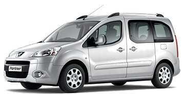 Peugeot, Gdańsk Intervapo