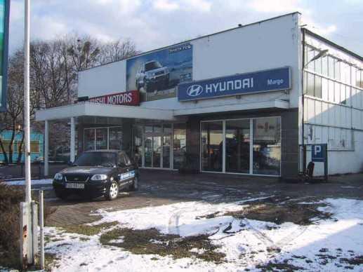 Hyundai, Mitsubishi, Gdańsk, Gdynia Margo Sp. z o.o.